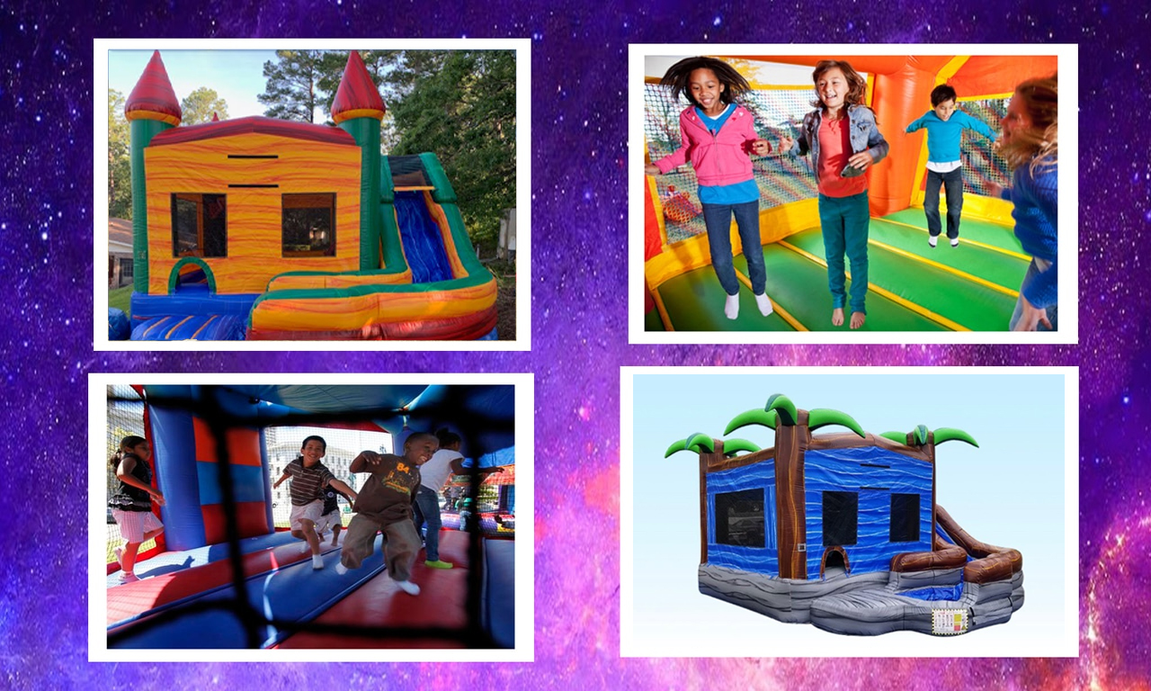 Fun, Bounce Houses, Party, Inflatables, Kids